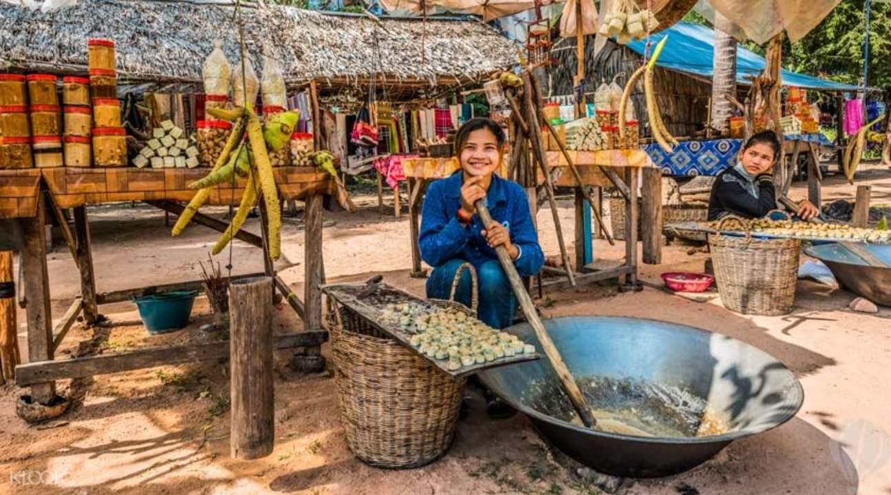 cycling tours Siem Reap