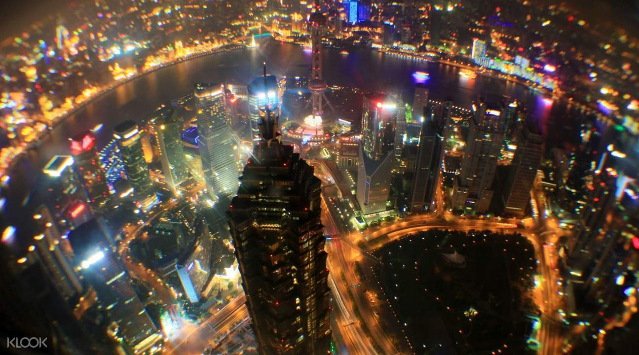 Shanghai night tours
