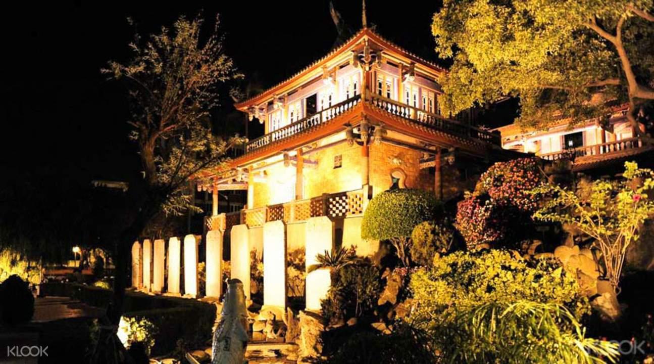 夜遊台南文化園