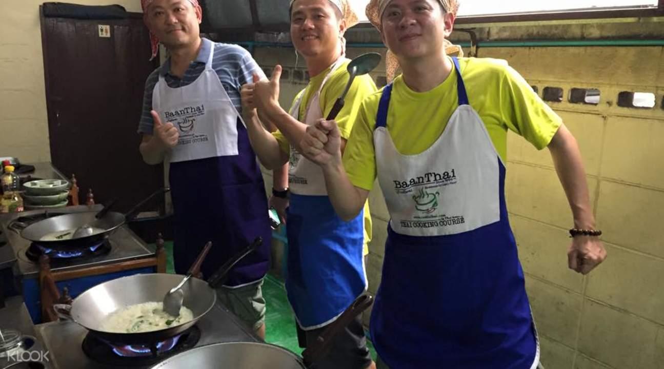 Baan Thai cooking class