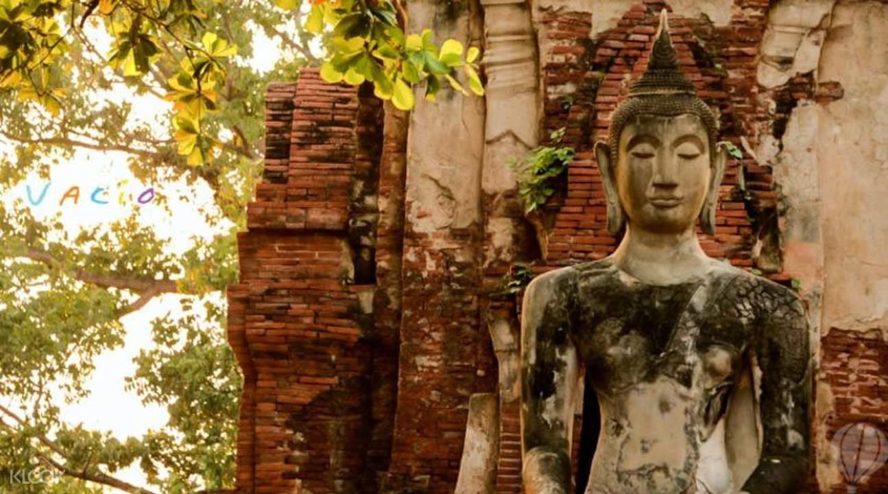 曼谷大城一日行佛像