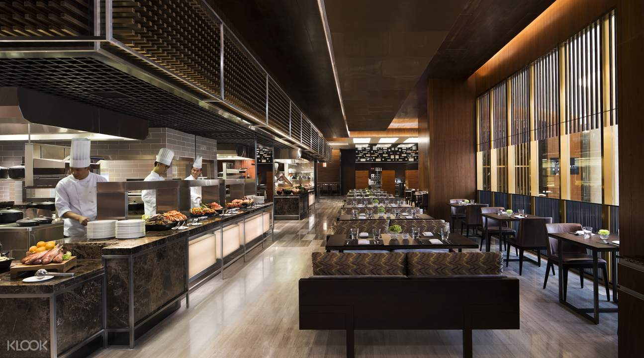jw marriott macau buffet klook On e kitchen by urban feast