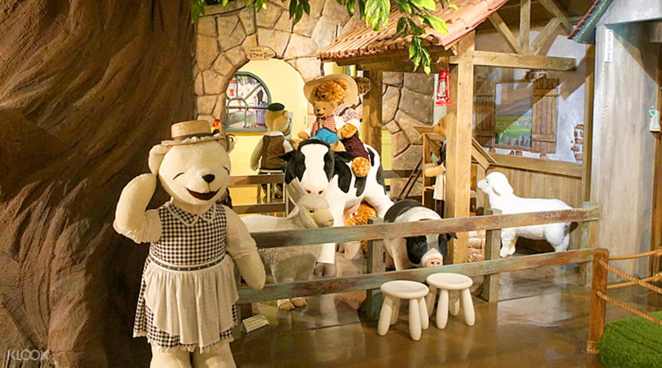 teseum teddy bear museum