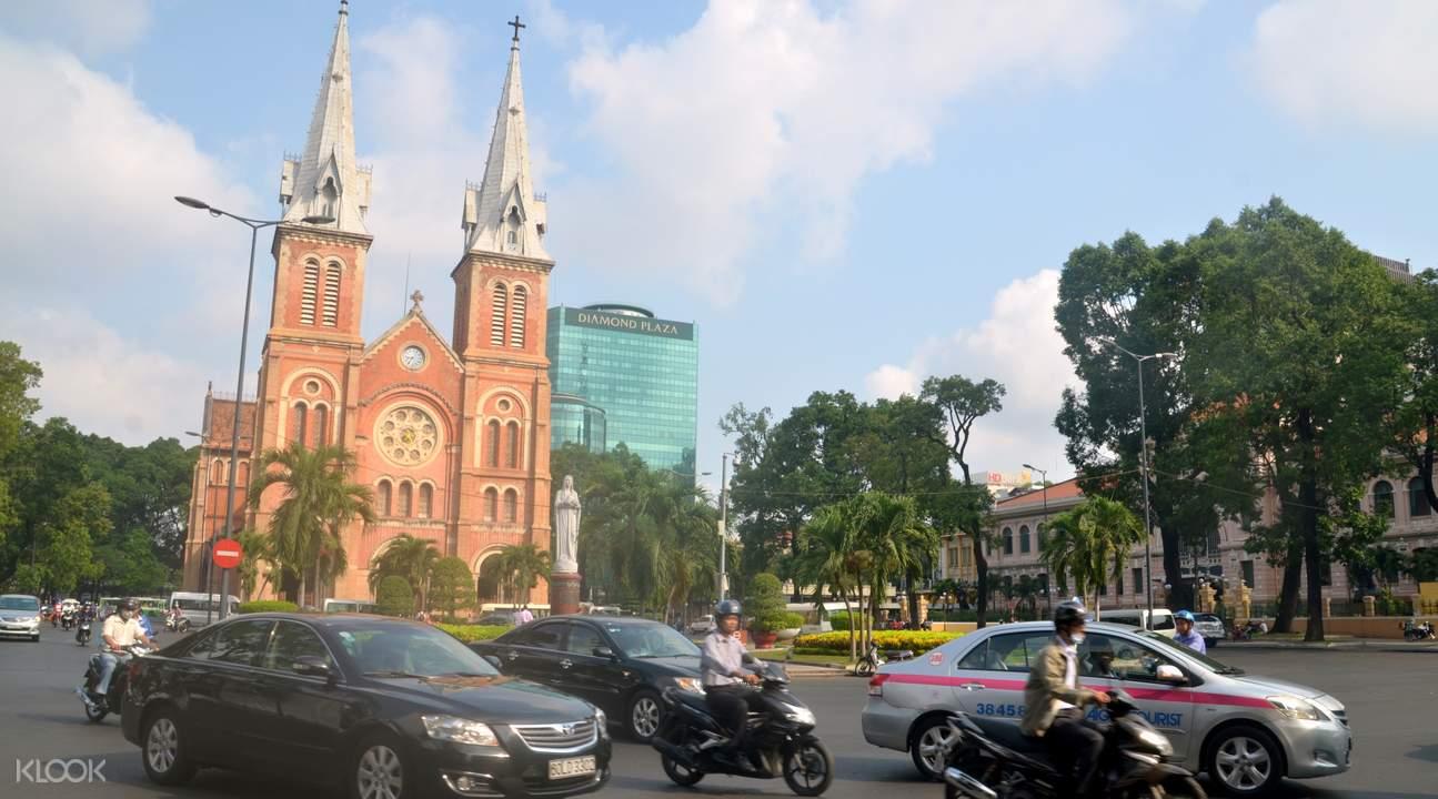 胡志明市旅遊