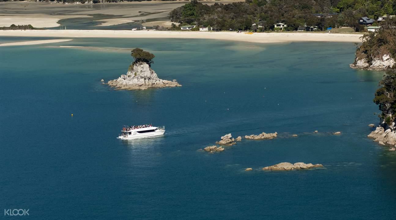 abel tasman scenic cruise trip