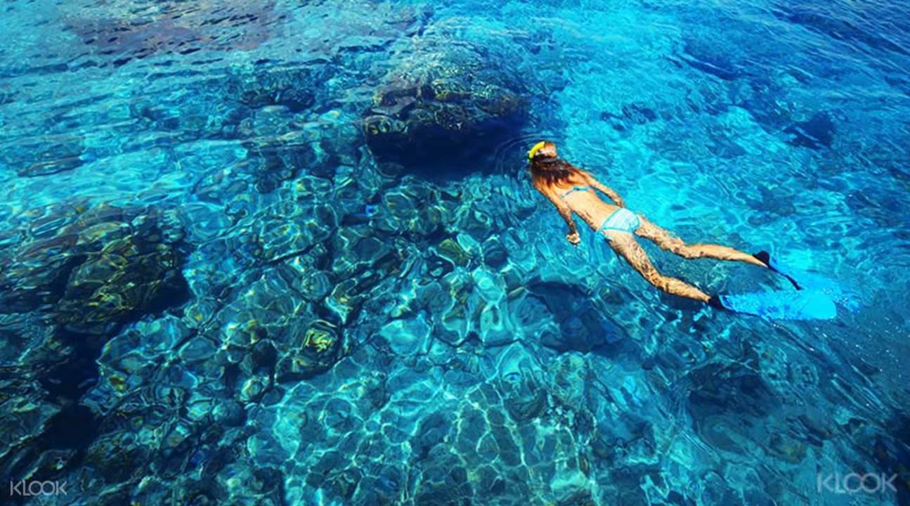 phuket snorkeling