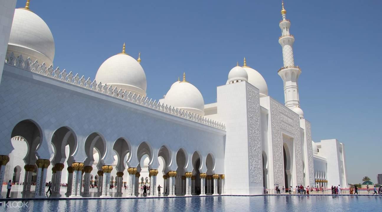謝赫扎伊德清真寺
