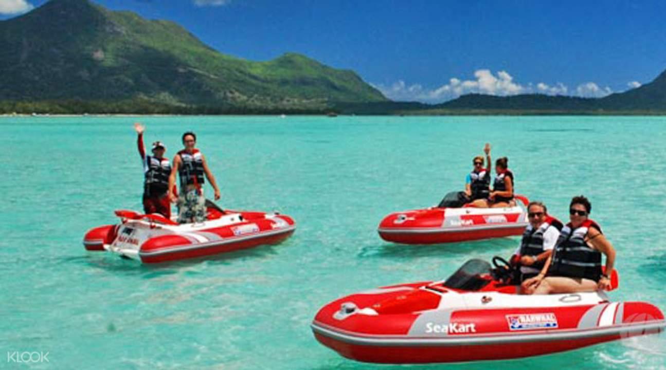 mauritius activities