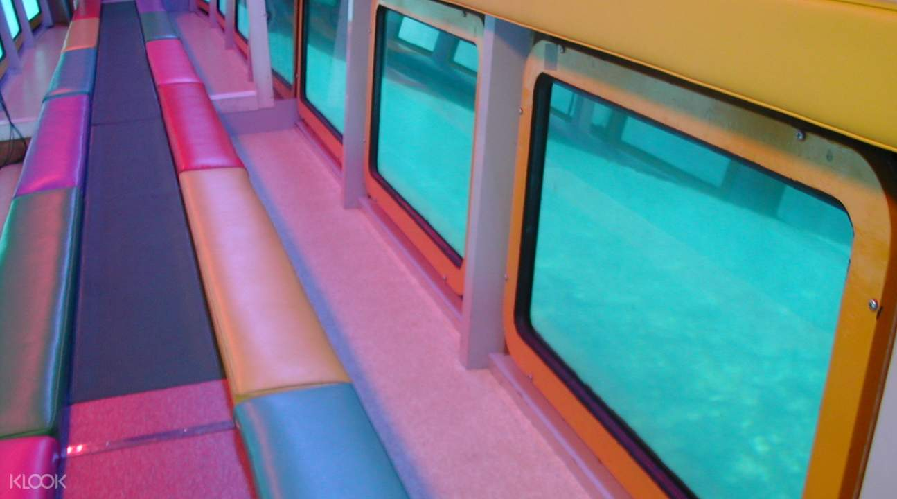 沖繩ORCA水底觀光船