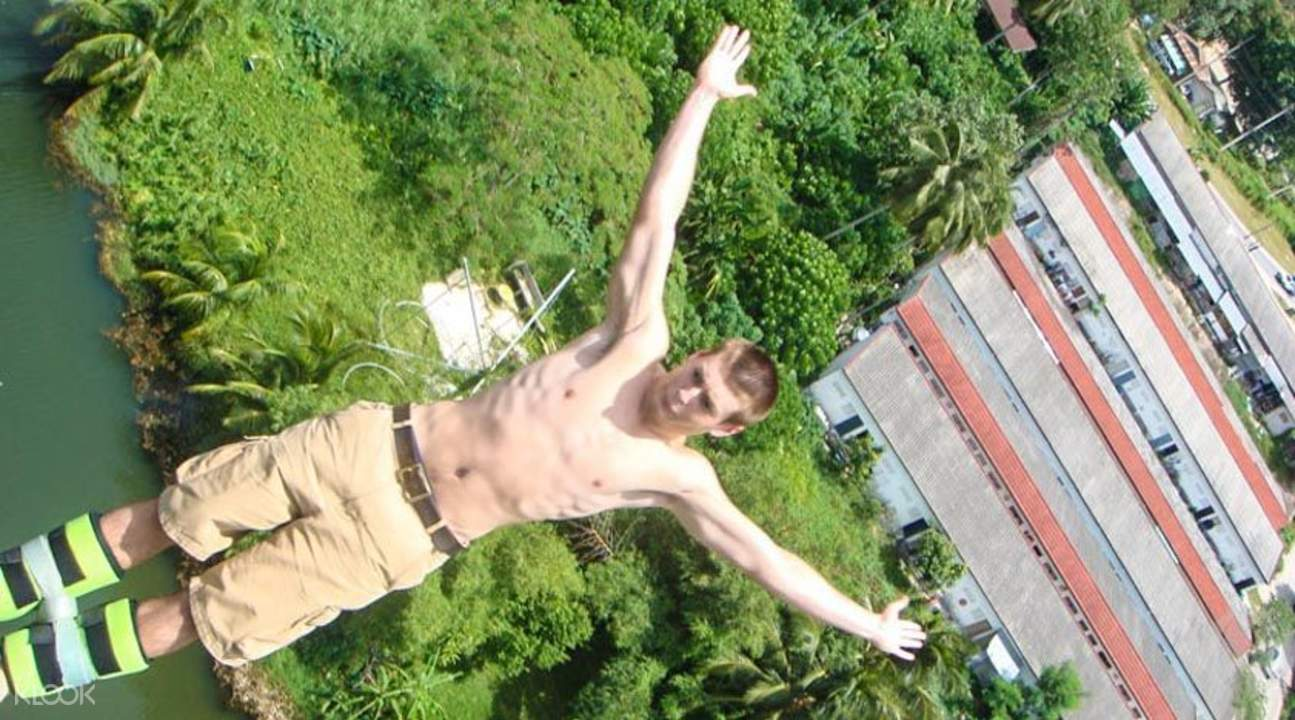 jungle bungee jump phuket