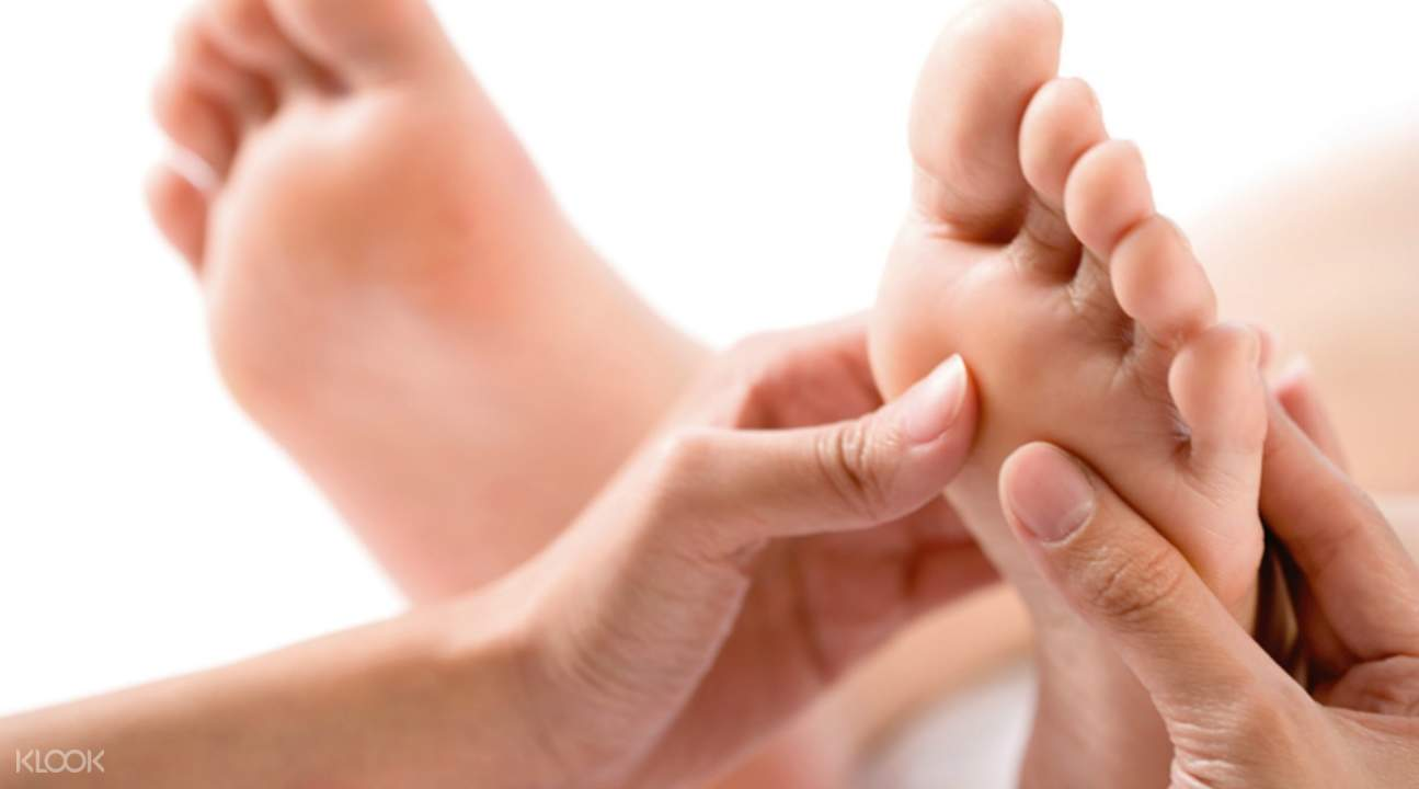 reflexology treatment blood circulation