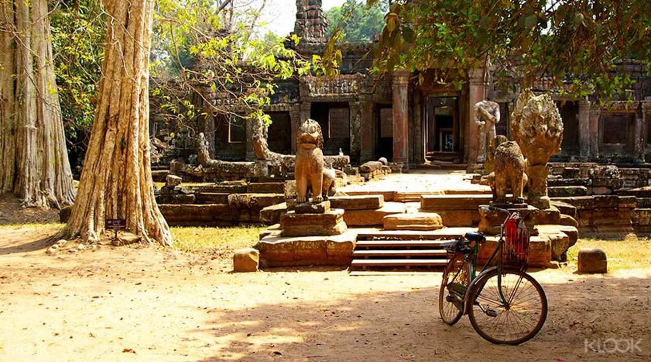 單車騎行古廟宇之路