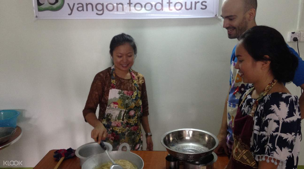 yangon cooking course