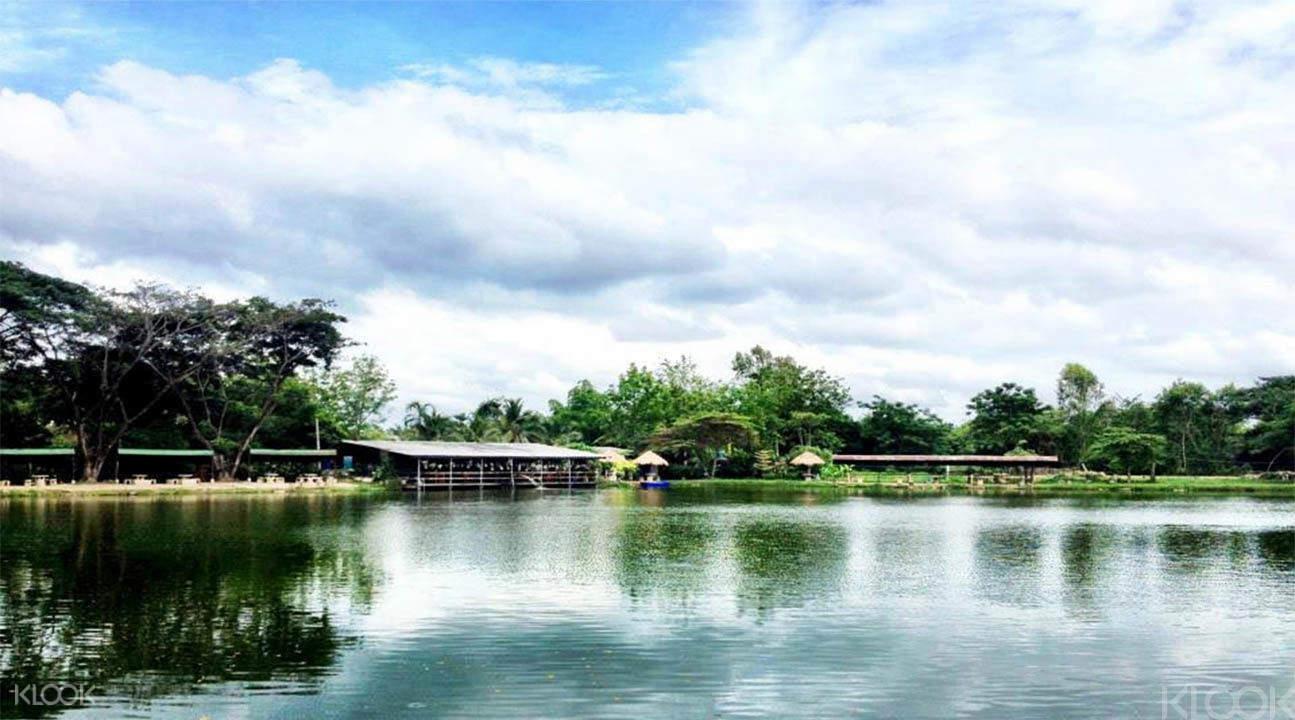 Bo Sang fishing park