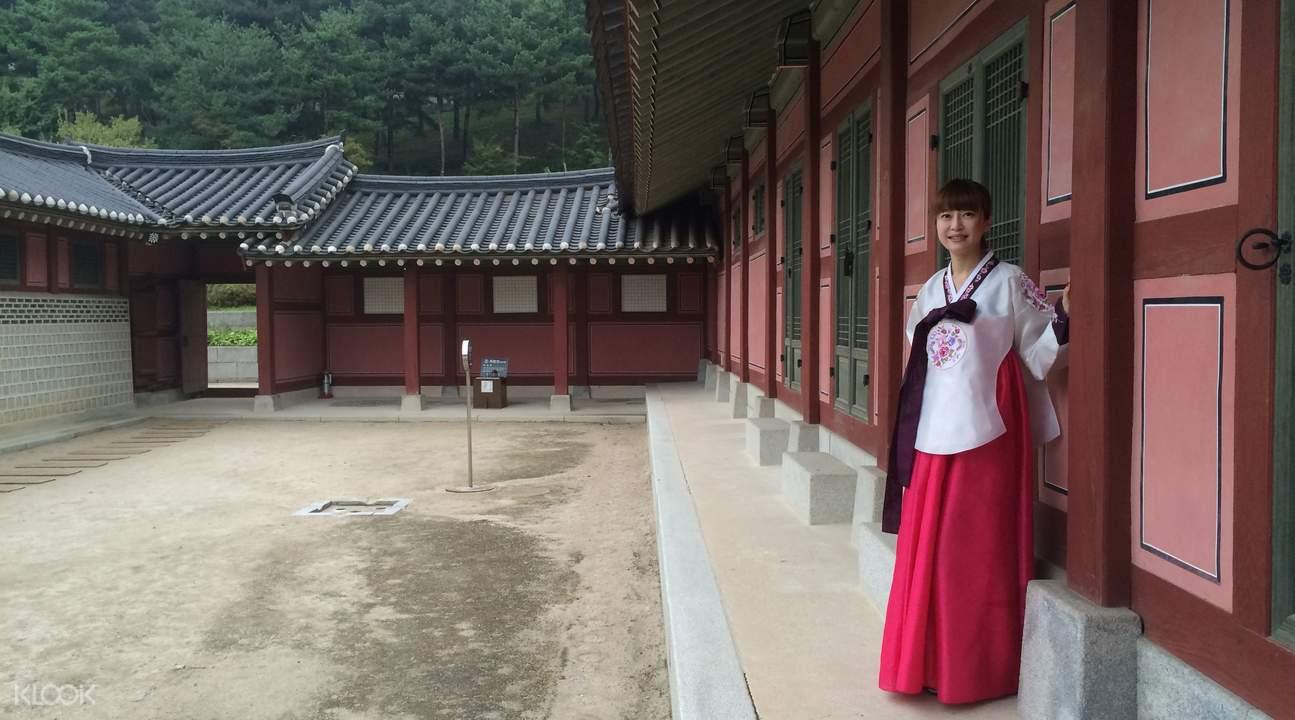 suwon hwaseong fortress seoul