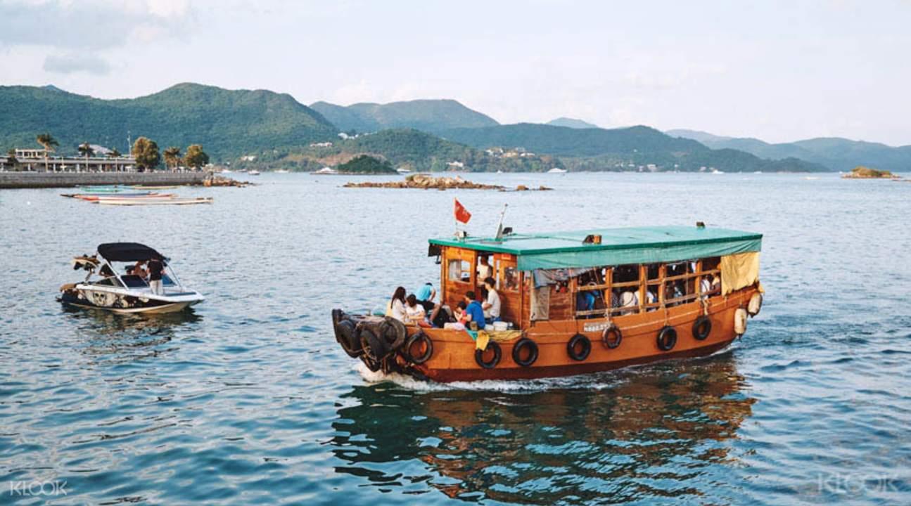 西貢觀光船生態之旅