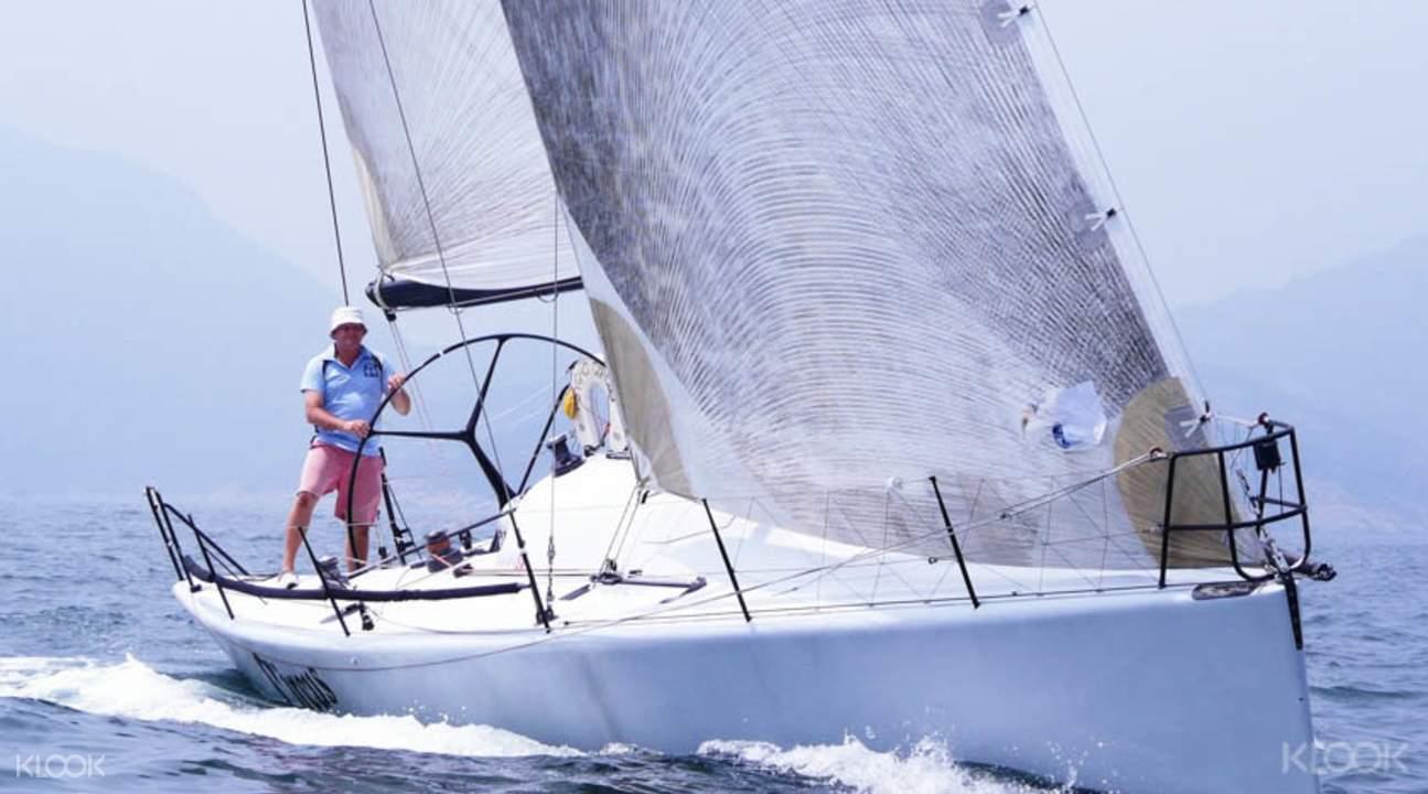 私人帆船出海体验