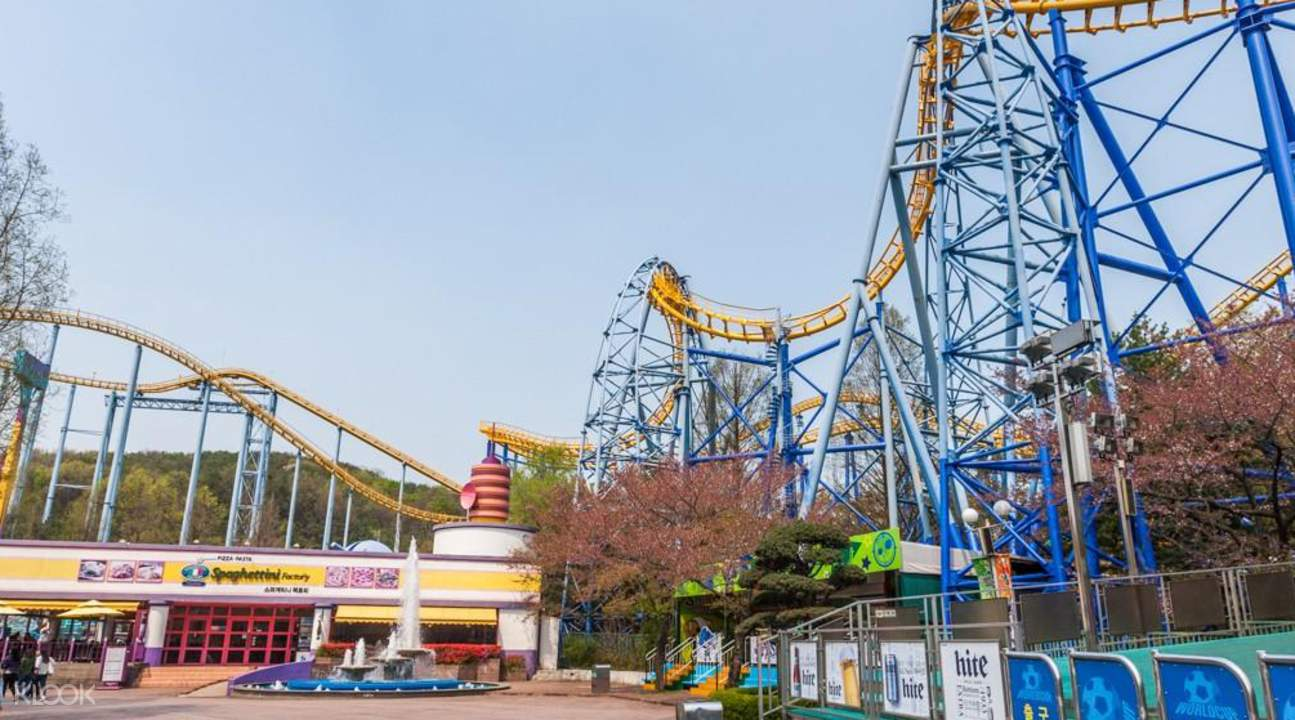 Seoul Land Theme Park Discount Tickets - Klook