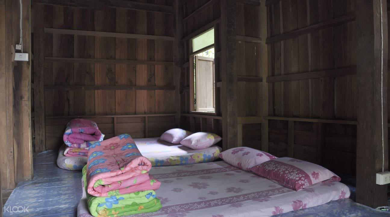 homestay mae kampong village
