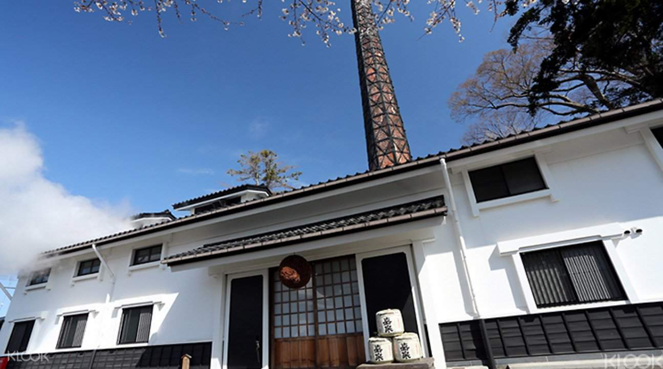 Sake brewery near tokyo