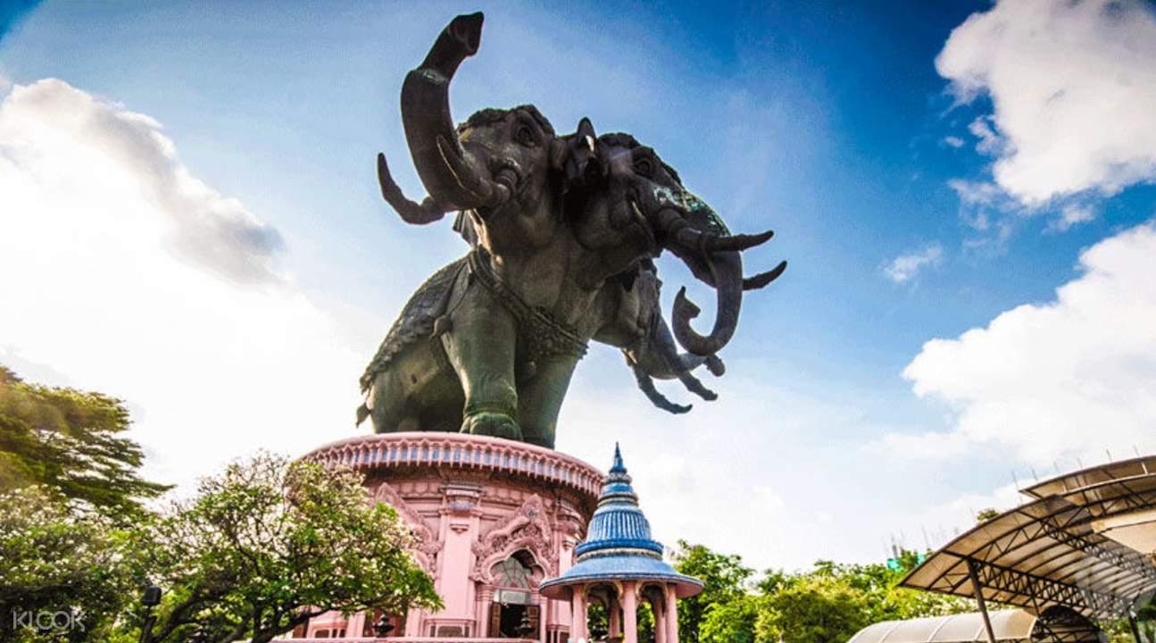 erawan museum elephant