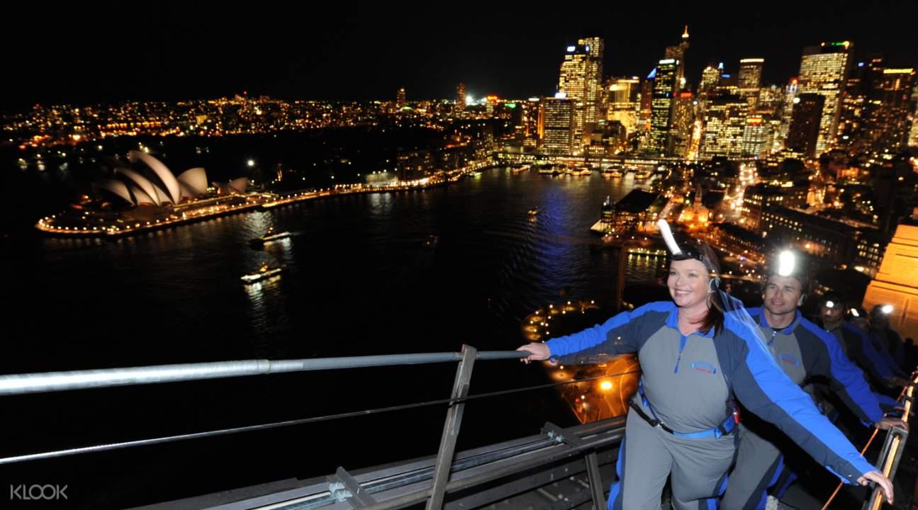 sydney bridge climb voucher