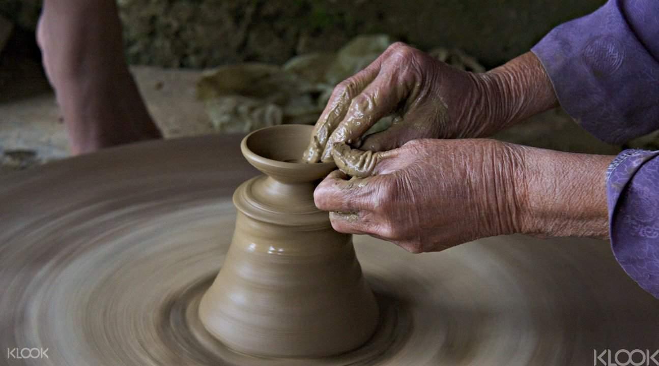 Hoi An pottery village
