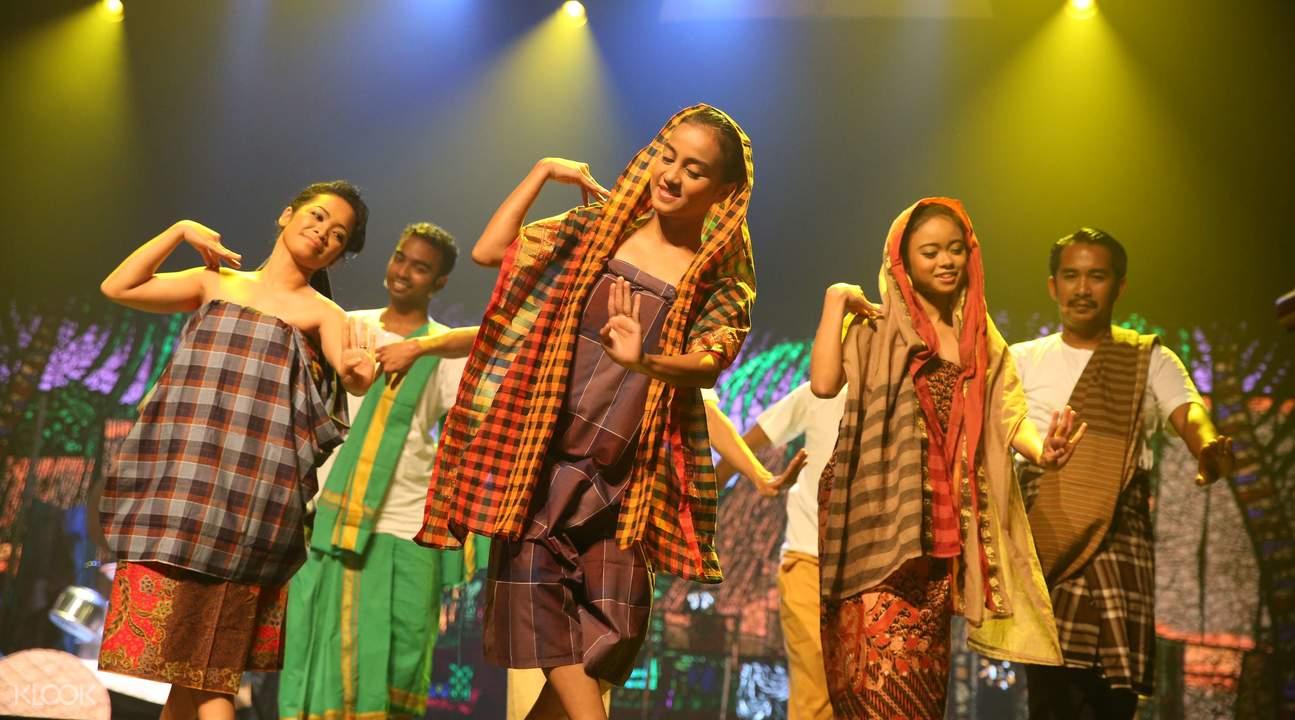 吉隆坡往事音乐剧