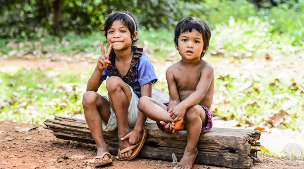 柬埔寨乡村游