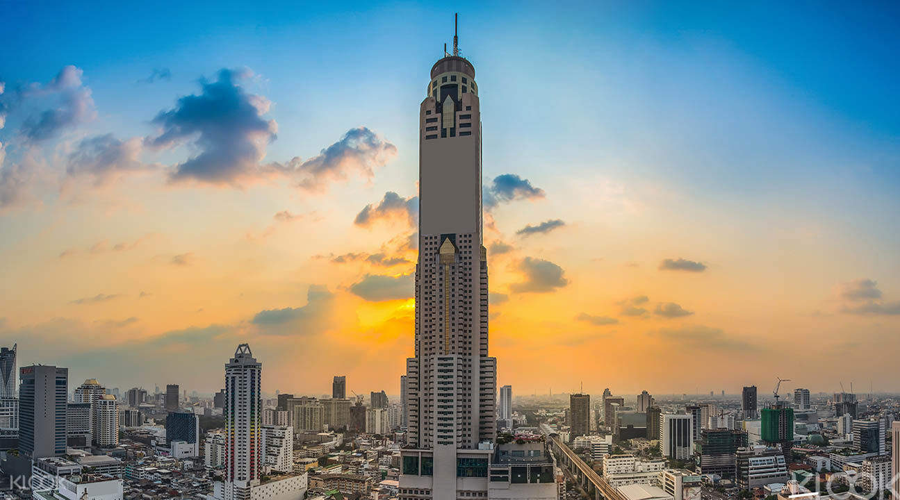 Bangkok sky restaurant