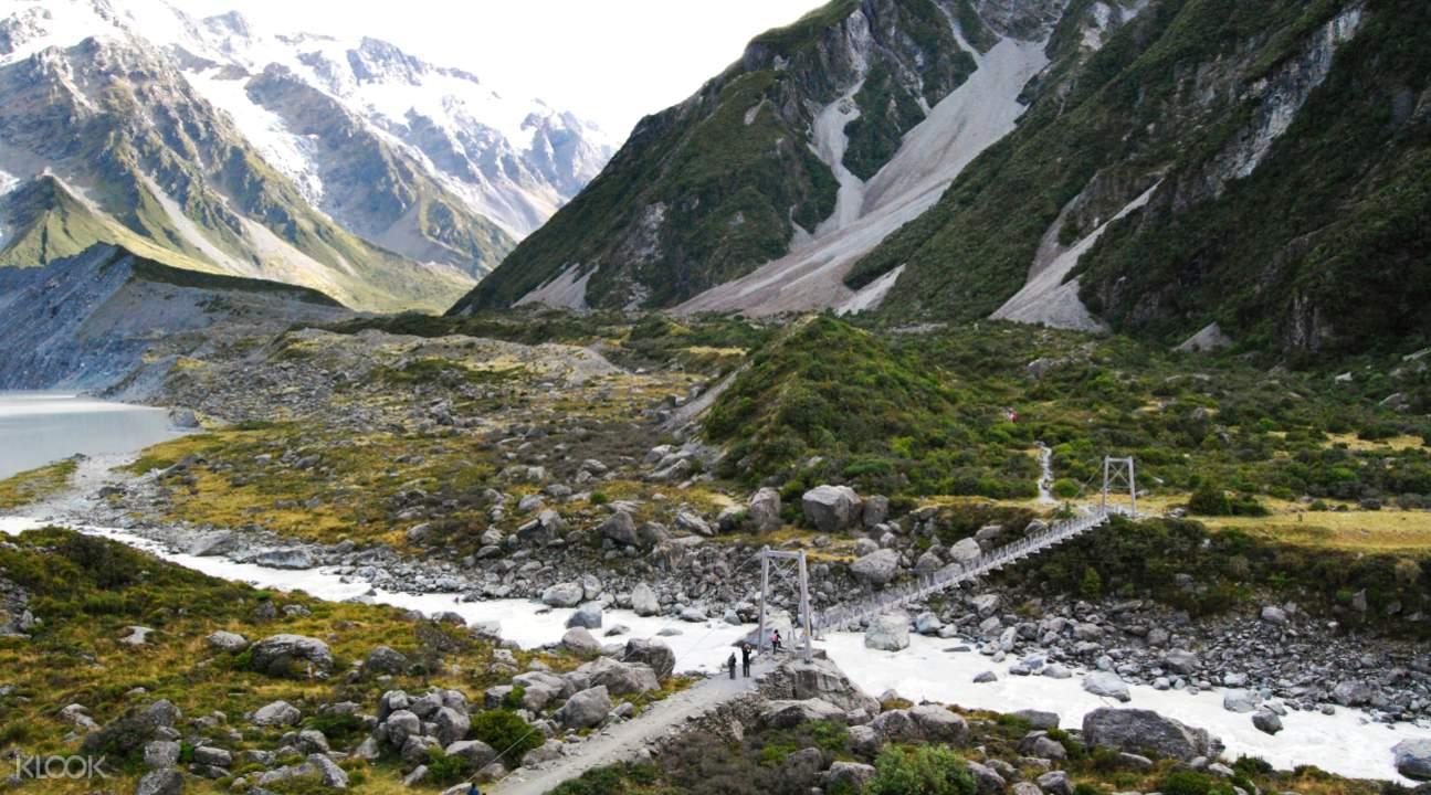 新西兰库克山