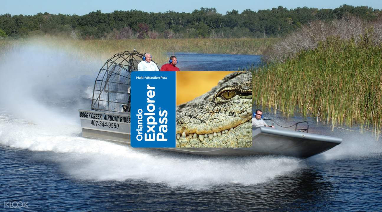 Go Orlando Card Explorer Pass