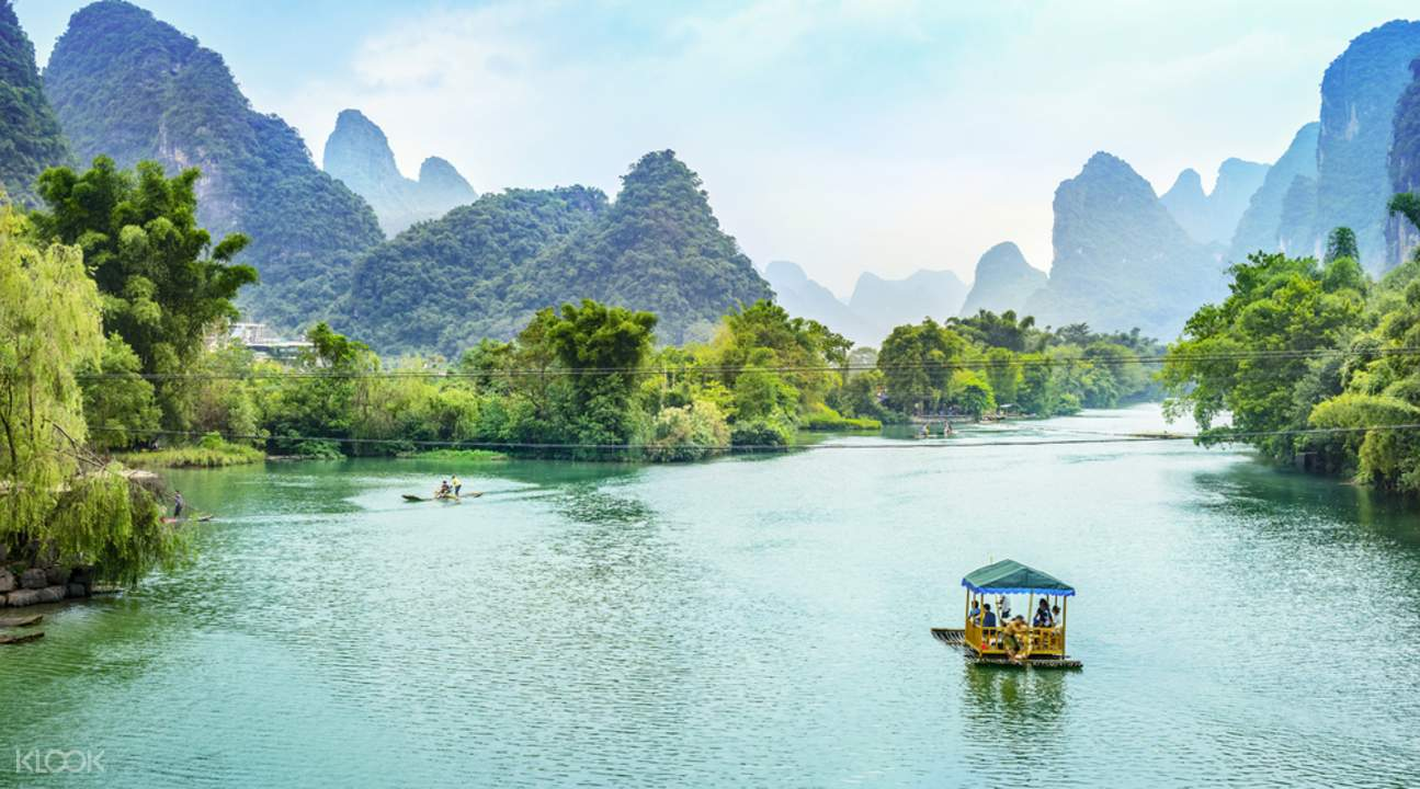 Guilin private Tour