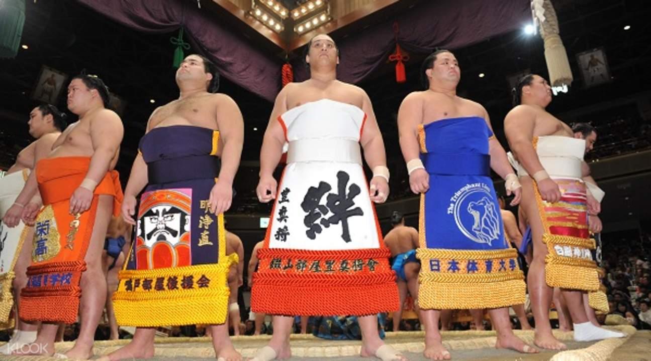 grand sumo tournament tokyo