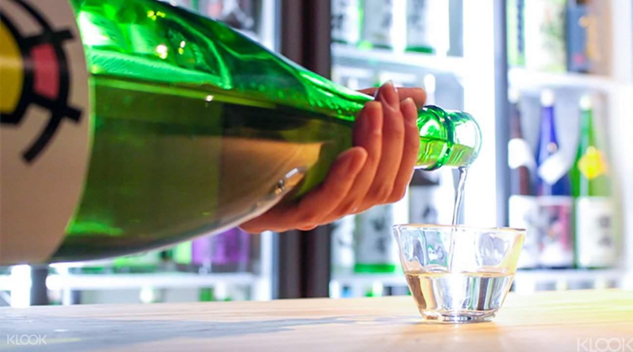 東京品酒課程