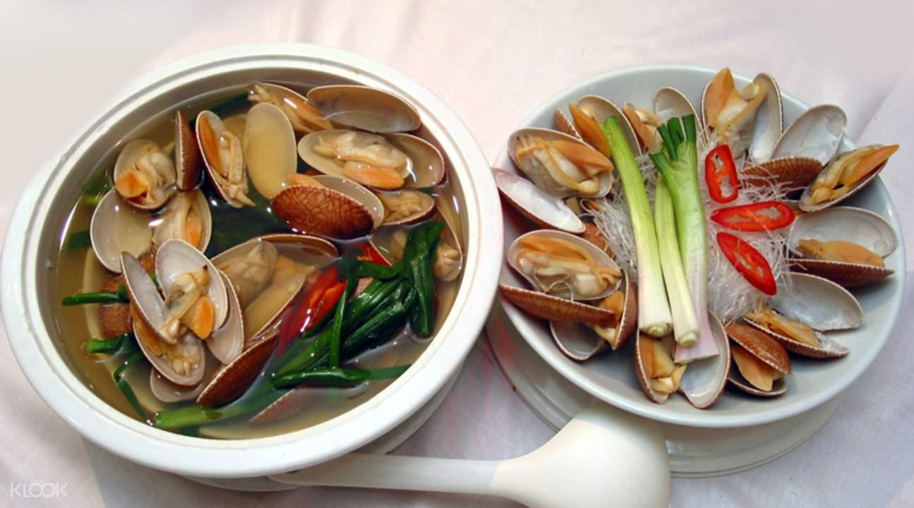 Hong kong meal voucher