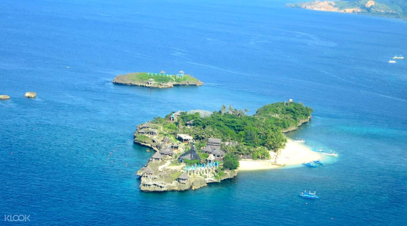 拖拽傘滑翔長灘島