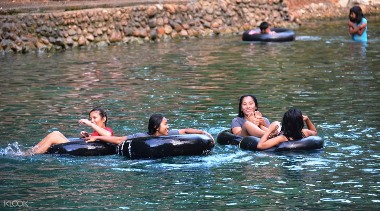 Water Tubing Boracay