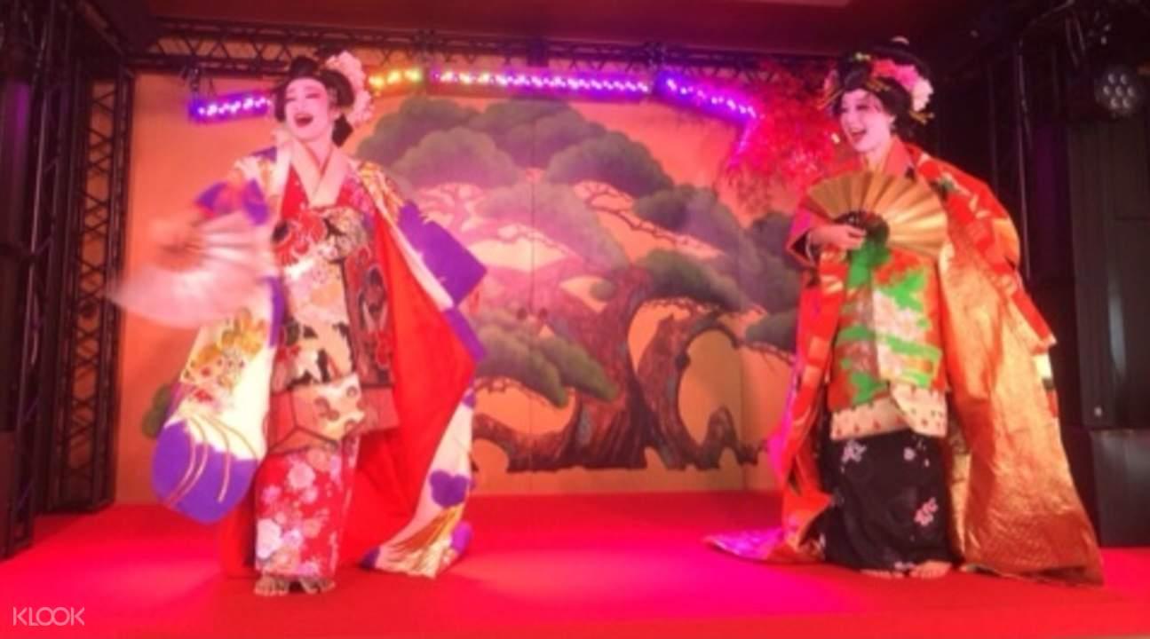 sakura japanese musical show