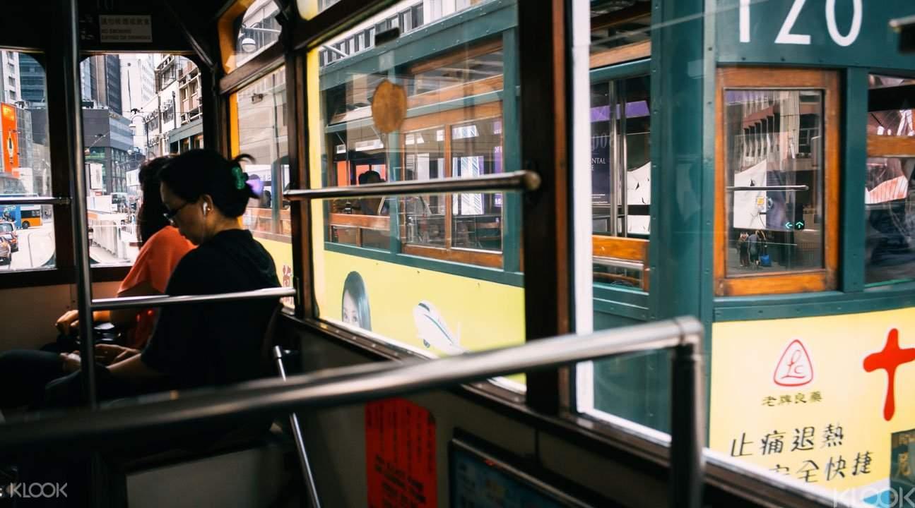 Ding Ding Tram ride