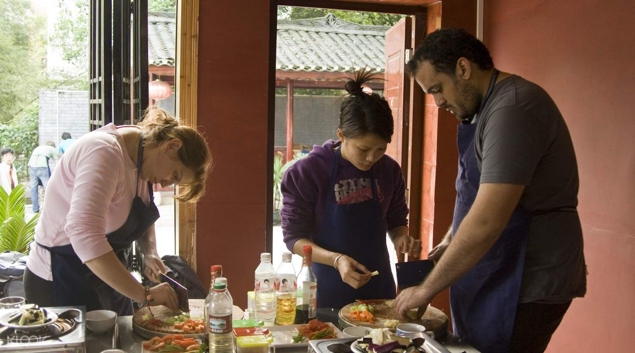 China cooking classes in Yangshuo