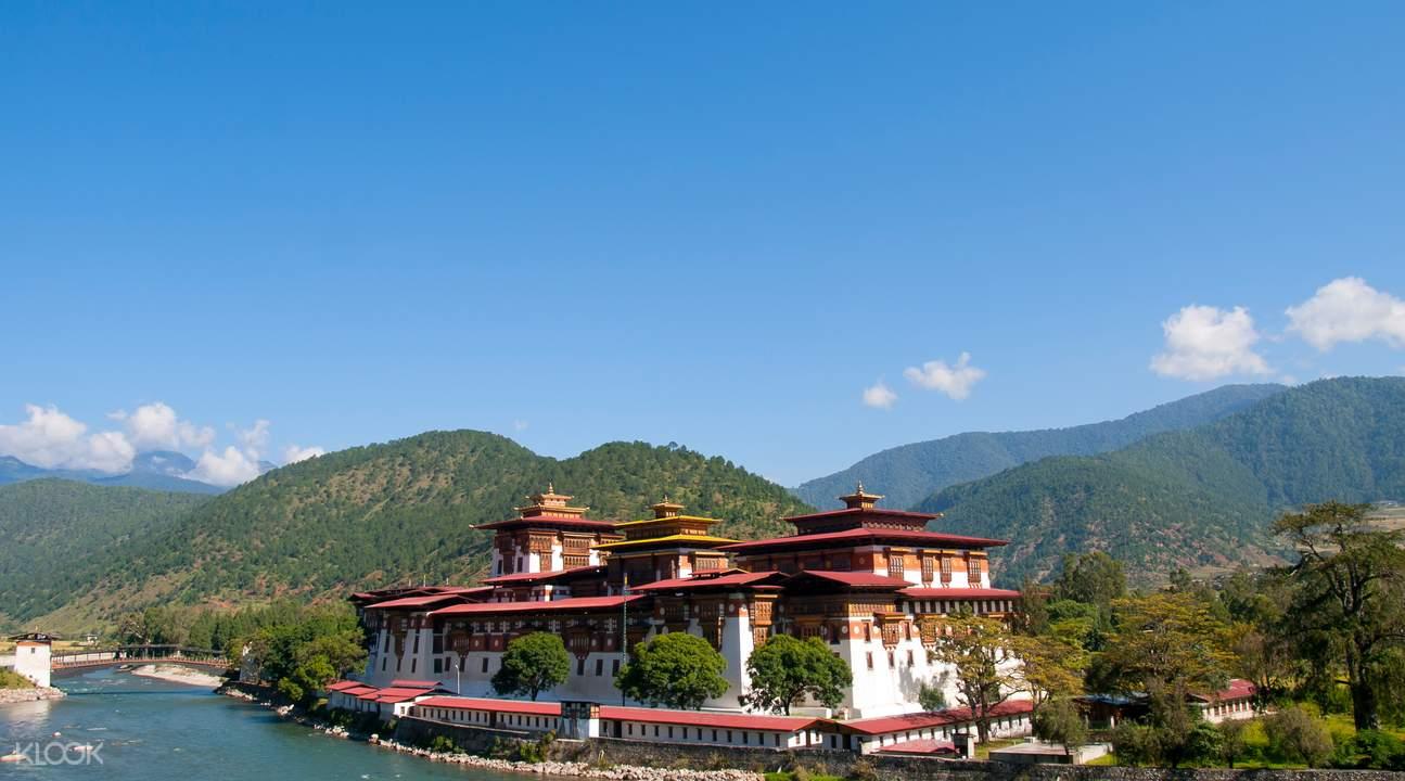 不丹短徒步旅行