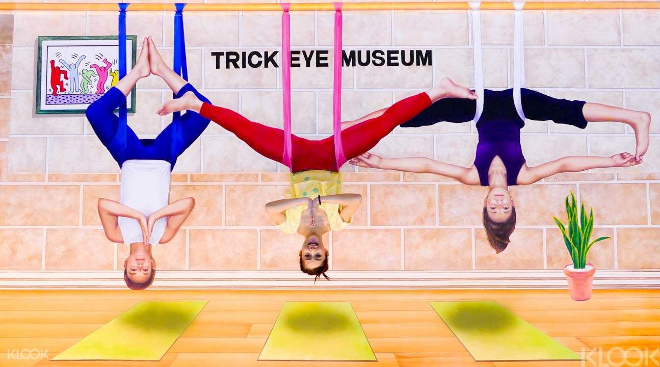 trick eye museum in hong kong