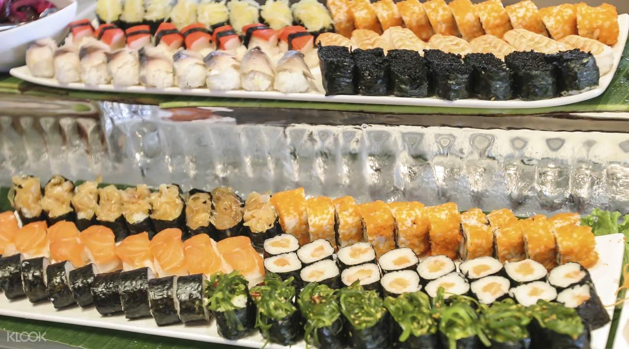 jungmen resort buffet