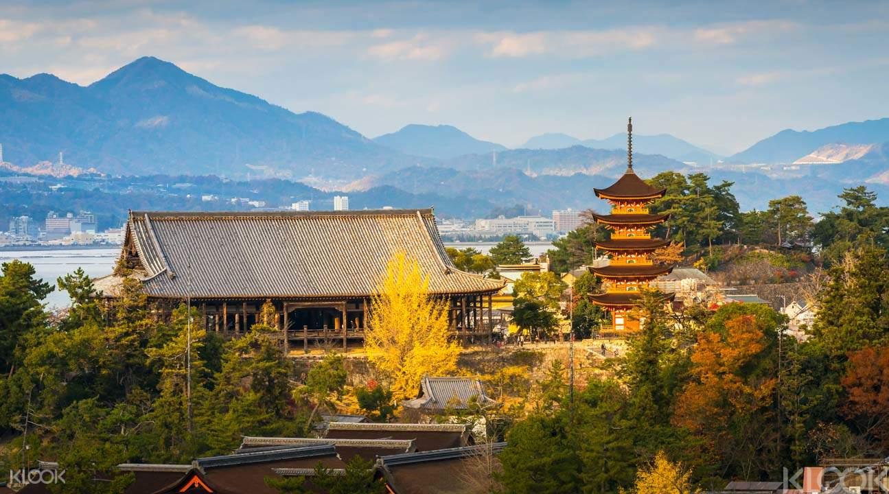 Hiroshima & Miyajima Day Trip