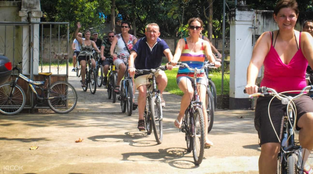 Chiang Mai cycling challenge