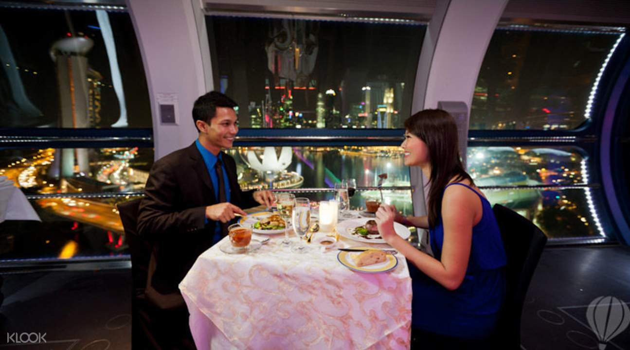 Singapore Flyer Dining Reservations