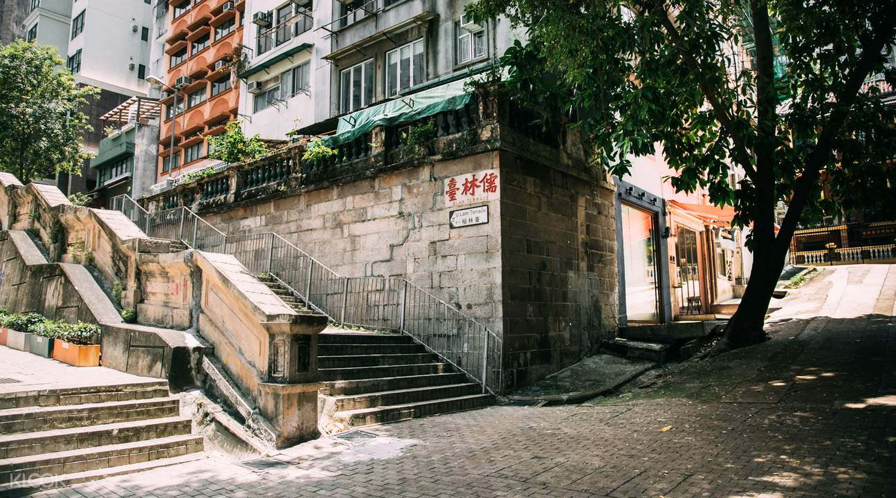 香港電影之旅