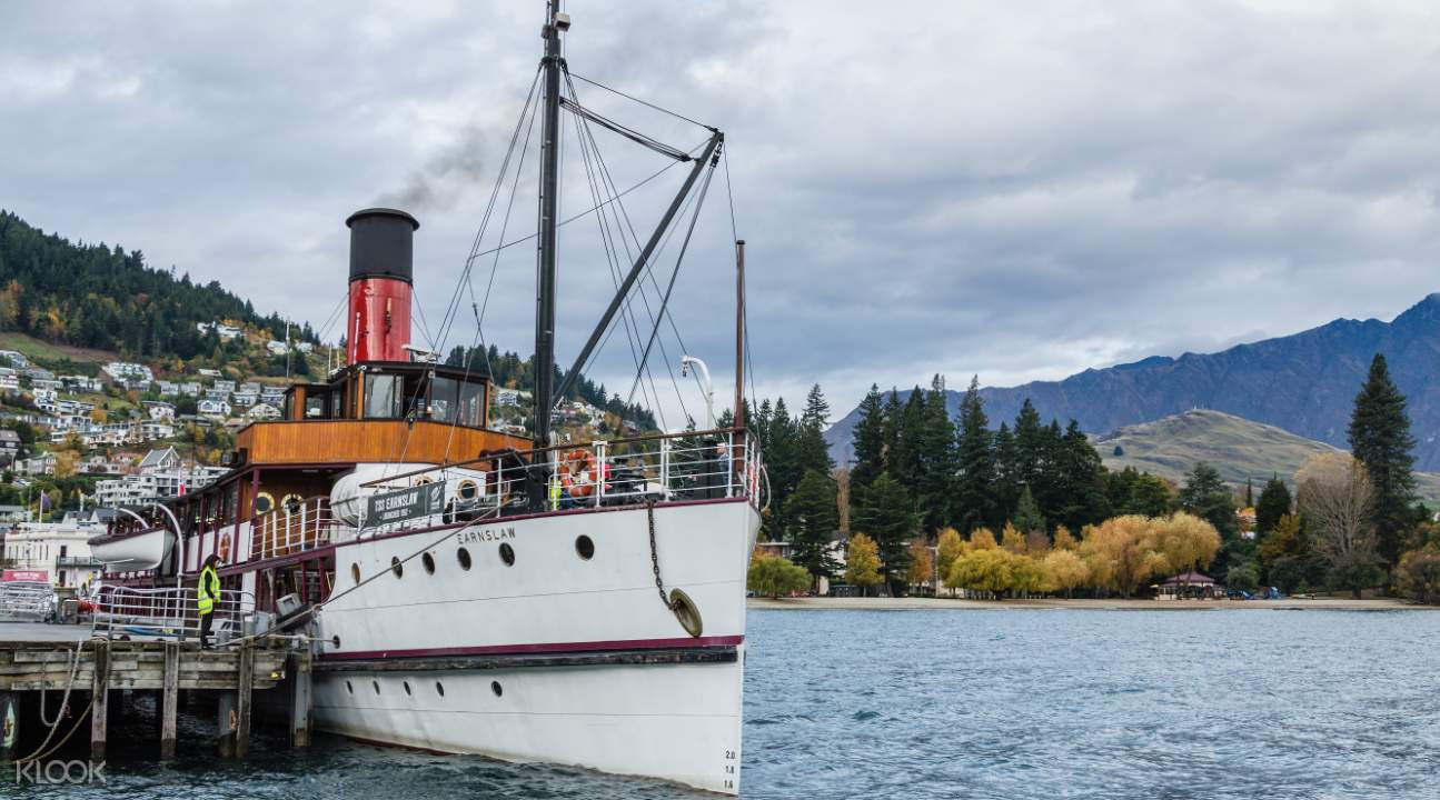 TSS Steamship Queenstown