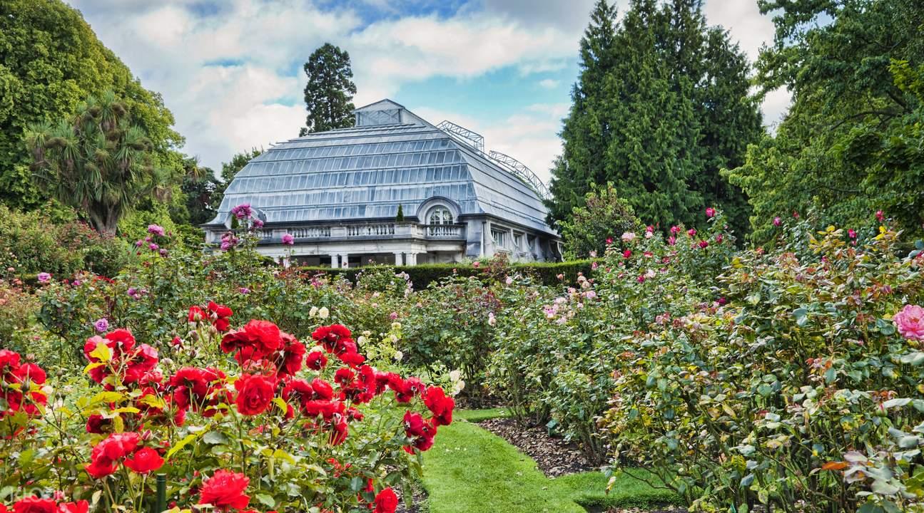 The christchurch pass klook for Landscape gardeners christchurch